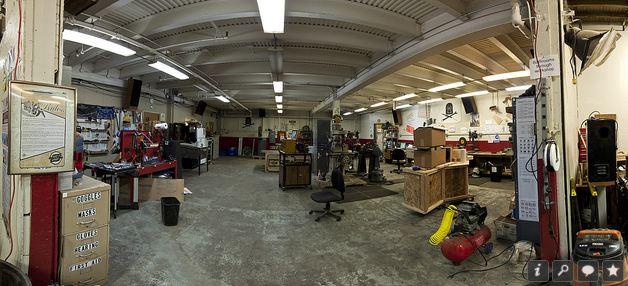 Mil makerspace