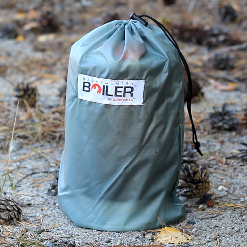 Backcountry Boiler Pouch