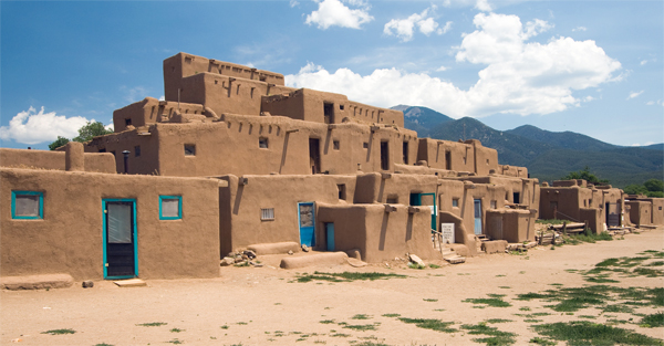 15 ancient house designs that you can build really cheap for Pueblo home builders