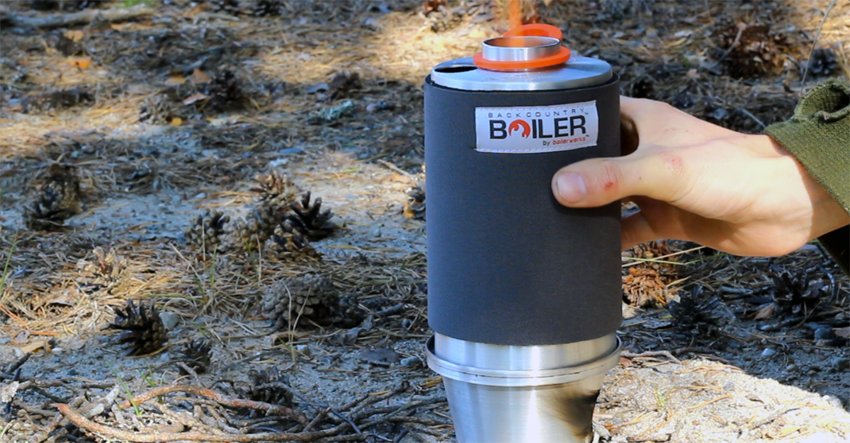 Boilerwerks Backcountry Boiler Review