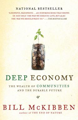 Deep Economy Cover