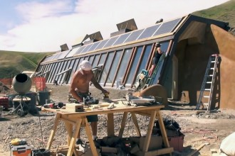How We Built Our Earthship