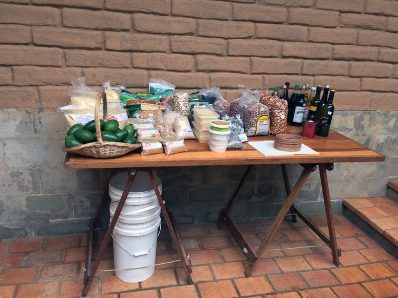 Selling Food