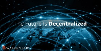 The future is decentralized