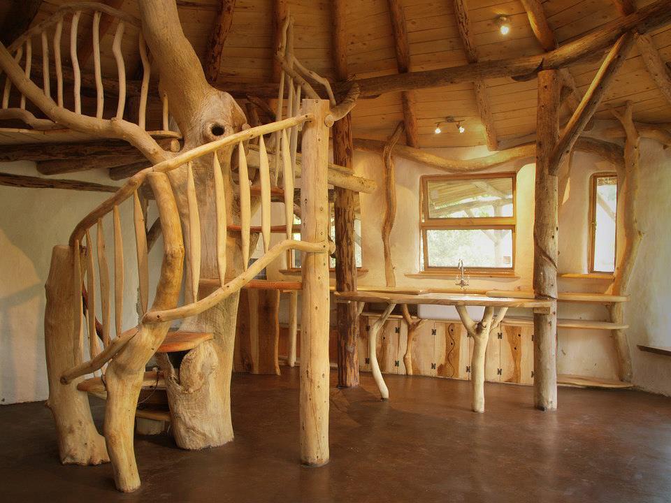 Natural home interior