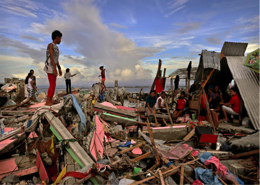 Case Study: Resilience After Typhoon Haiyan