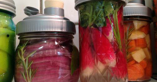 Fermentation is the New Canning