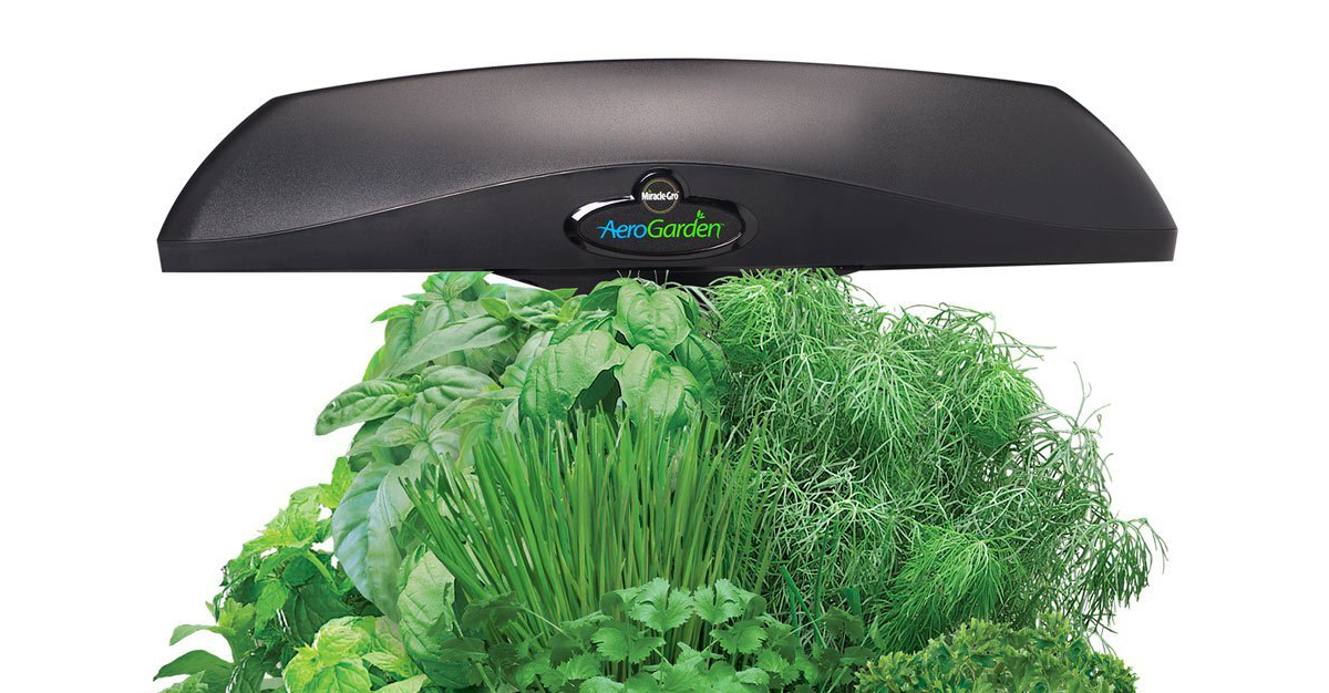 Miracle-Gro AeroGarden 6 Indoor Growing System Review