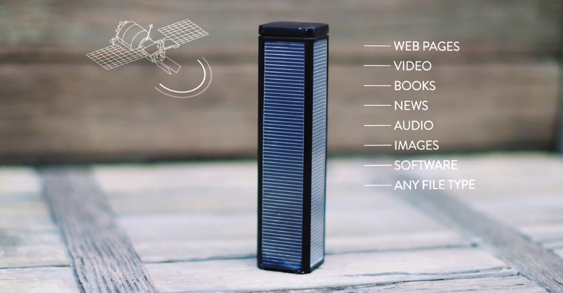 Free Data From Space Forever – Is Lantern The Holy Grail of Off-Grid Communication?