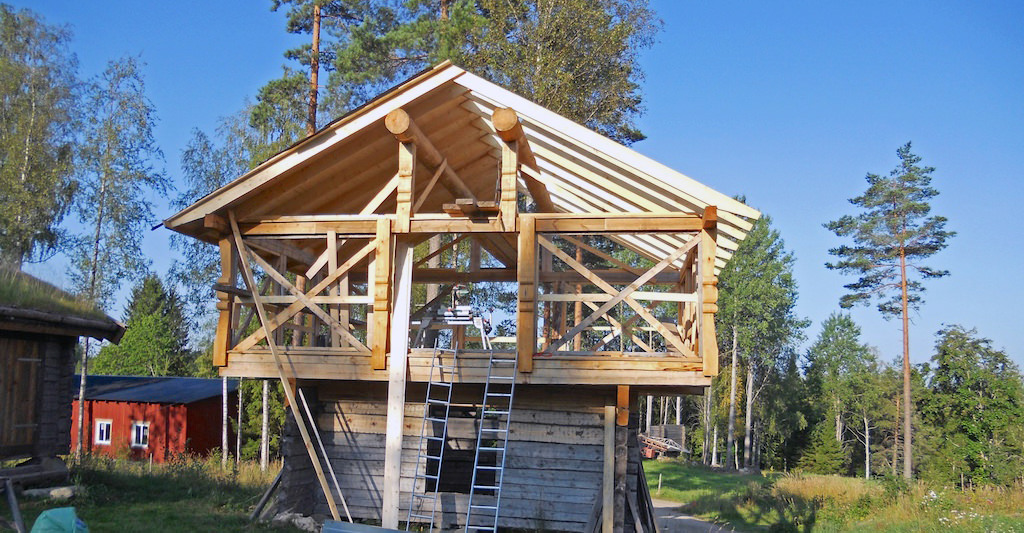 21 Steps to Building a Norwegian Loft House
