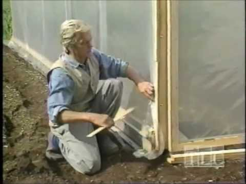 How to Build Cold Frames and Hoop Houses for Your Winter Garden