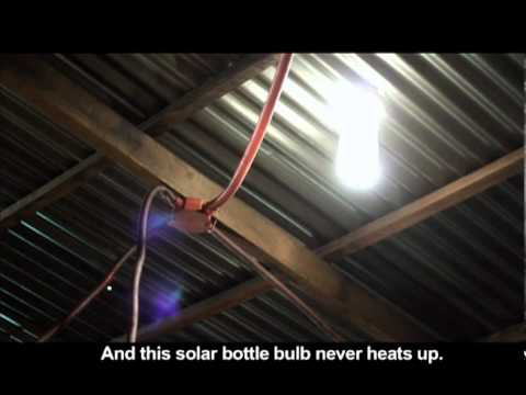 How To Build Your Own Solar Bottle Bulb And Get Free Off-Grid Lighting