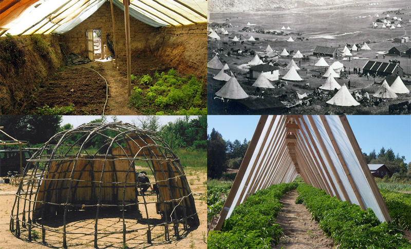 6 Cheap Diy Greenhouse Designs Inspired By Traditional