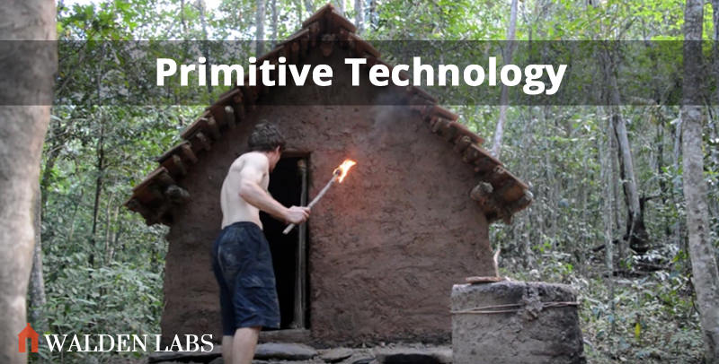 How To Build A Primitive Mud Hut With Underfloor Heating