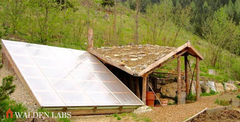$300 Underground Greenhouse Grows Food Year Round; An Extraordinary Walipini