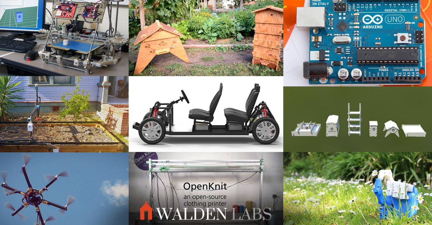 17 Open Source Hardware Projects That Make Me Excited To Be Alive