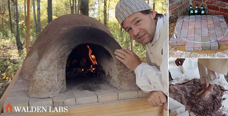 How to Build a Wood-fired Earthen Oven (A Low-Cost Project)
